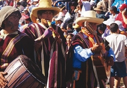 Day 26: Carnivals is Cajamarca and Ayacucho