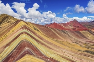 VINICUNCA: THE RAINBOW MOUNTAIN