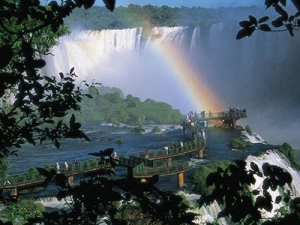 IGUAZÚ FALLS  (From Buenos Aires)